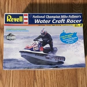 Revell Water Craft Racer Model Kit